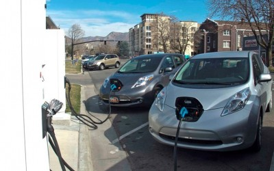 Electric charging station opens in Newmarket