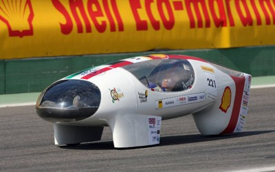 Weekend Marked the Shell Eco-Marathon in Detroit