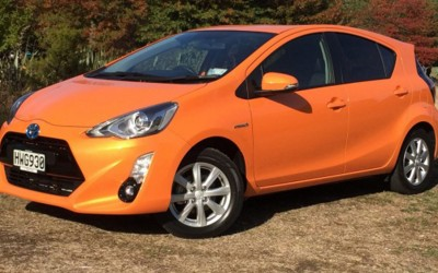 Prius C – likeable entry-point Toyota hybrid