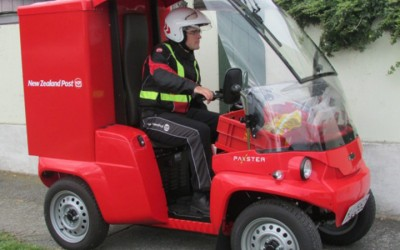 NZ Post tight-lipped on Postman Pat cars