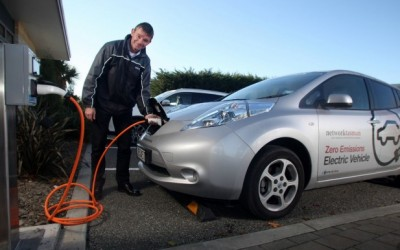 Network Tasman charge ahead with electric cars
