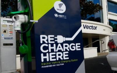 Vector: Auckland's electric car future