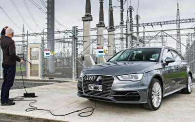 Audi A3 e-tron hybrid is surprisingly normal