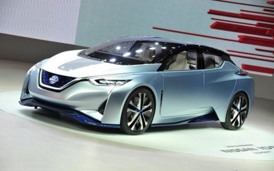 Why the 2017 Nissan Leaf Electric Car Could Be a Very Big Deal
