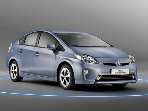 Toyota PlugIn Prius