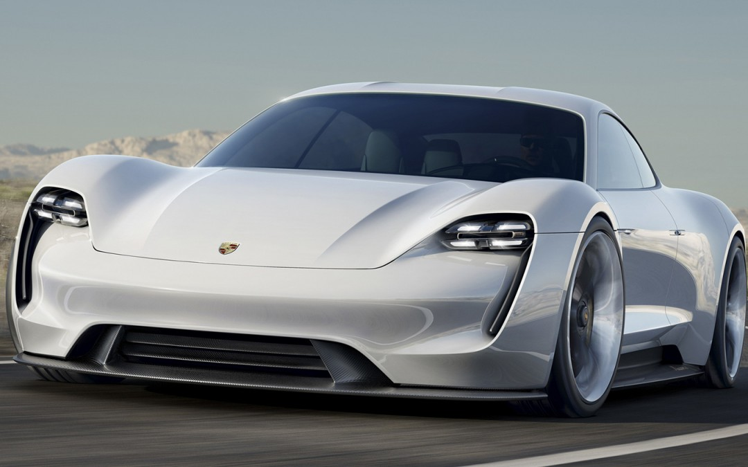 Good Porsche And Audi Unveil Electric Cars To Take On Tesla