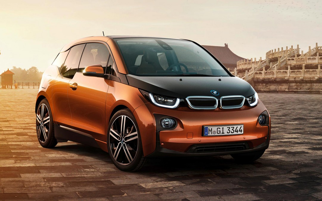 Bmw I3 Takes Out Title Drive Electric