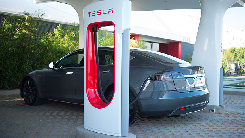 Electric vehicle paper starts charging conversation