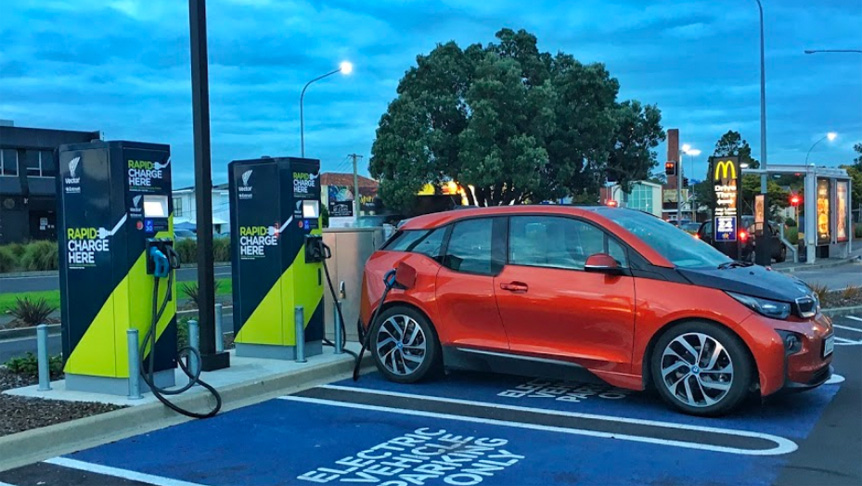 Charging Ahead: New Zealand's EV Commercial Charging ...