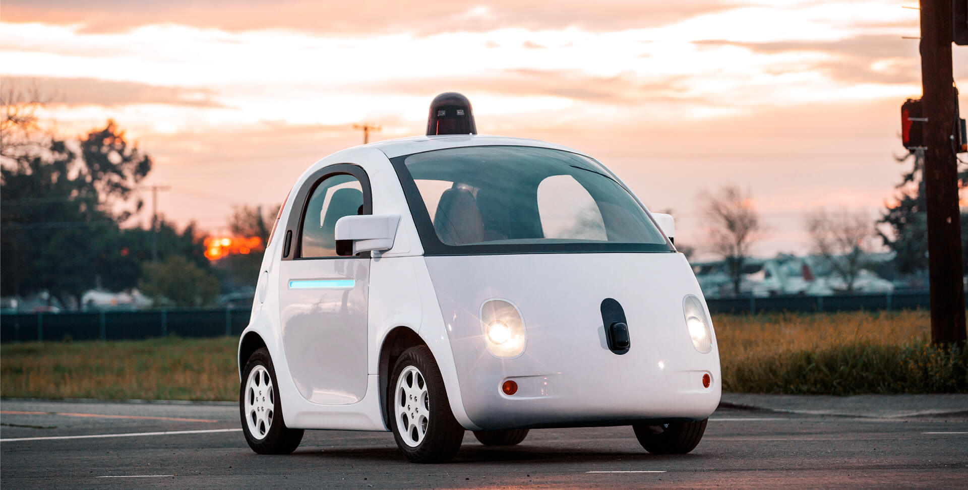 Google Pod Car Electric