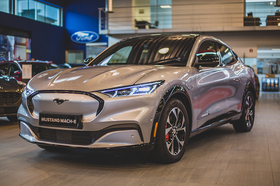 Ford New Zealand joins Drive Electric